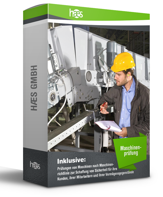 i-Arbeitsschutz Service GmbH - Maschinenprüfung
