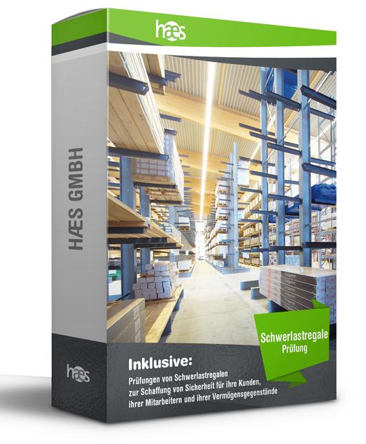 i-Arbeitsschutz Service GmbH - Schwerlastregale Prüfung